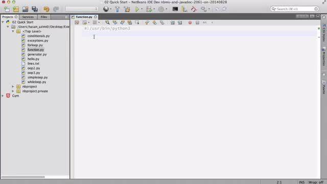 8- عملکرد ها در Python پایتون