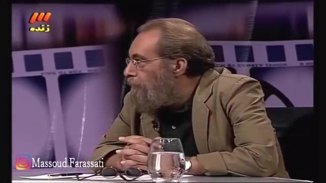 انتقاد و توصیه مسعود فراستی به برنامه خنده بازار