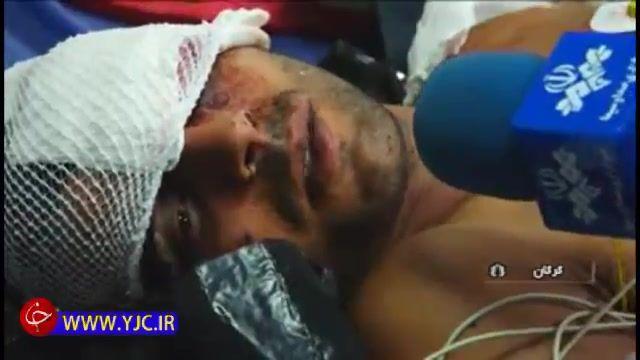 حمله مرگبار پلنگ در جعفرآباد گرگان به مرد روستایی