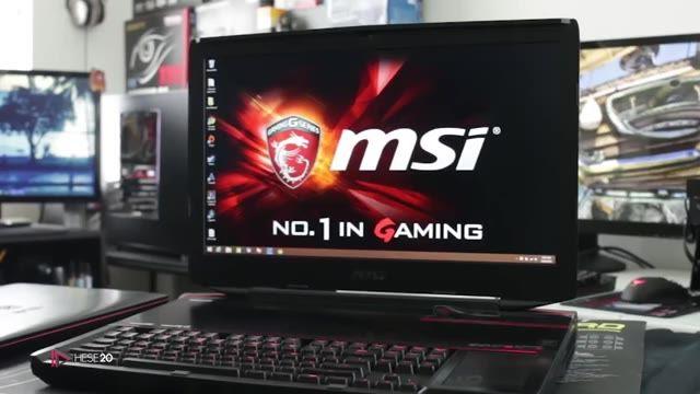 نقد و بررسی ویدیویی لپ تاپ گیمینگ MSI GT80 Titan