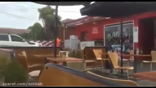 دوربین مخفی خیلی خنده دار و باحال یک داعشی که خیلی خیلی تماشایی و جالبه!