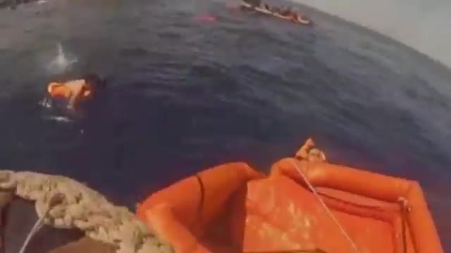 ادامه تراژدی مرگ آوارگان در دریای مدیترانه