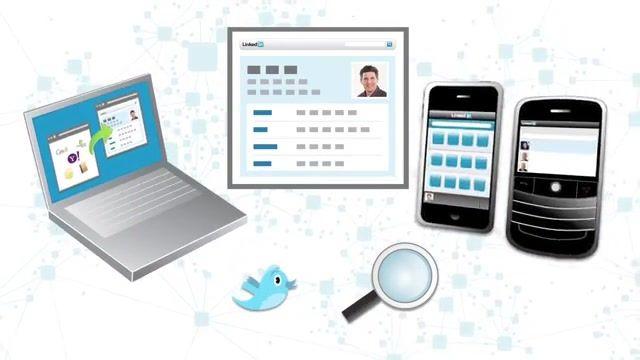 معرفی برنامه محبوب شبکه اجتماعی تجاری لینکدین LinkedIn