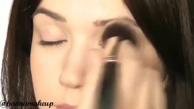 ساده ترین روش ممکن برای سایه زدن چشم | کشیدن سایه چشم | سایه چشم