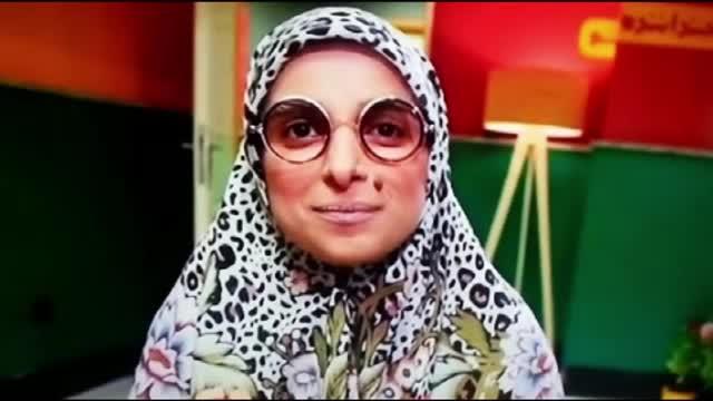 اتهام بی شرمانه یک دختر ایرانی به بی فرهنگی هموطنانش و درخواست پول هنگفت برای توجیه بی ادبی خود