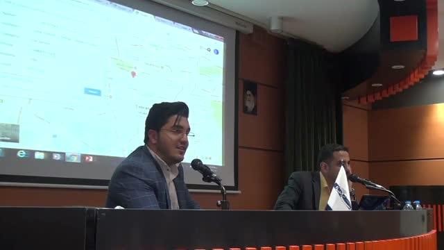 برگزاری استارتاپ ویکنددیجیتال مارکتینگ بهزاد حسین عباسی
