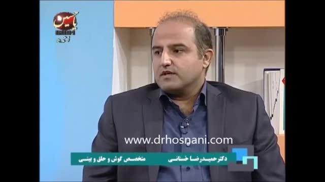 دکتر حسنانی: اول باید عمل پولیپ انجام شود یا جراحی پلاستیک بینی؟