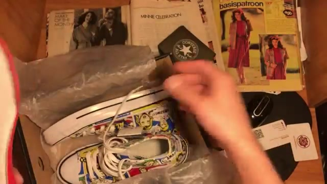 جعبه گشایی کانورس آل استار مدل