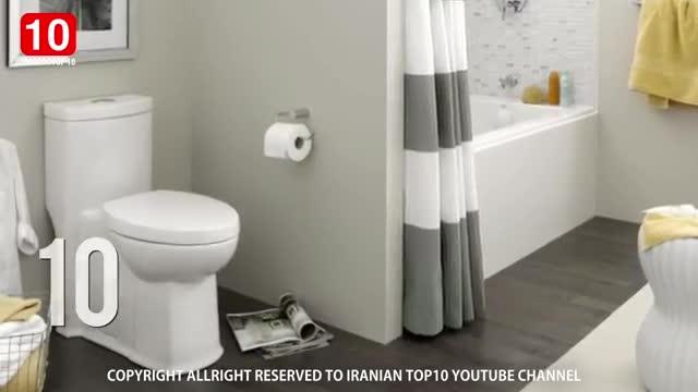 10 نکته جالب درمورد دستشویی هواپیماها
