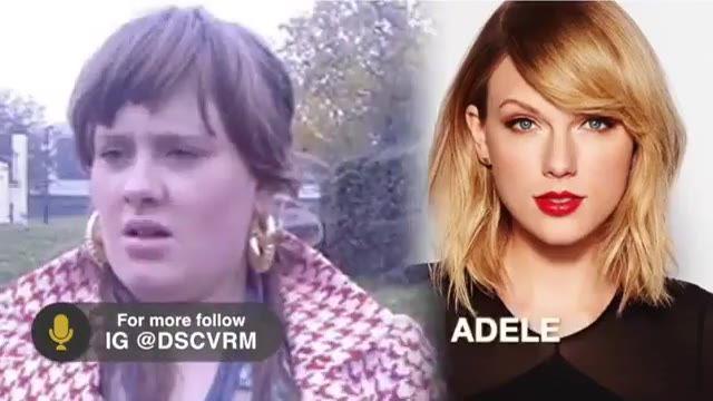 سلبریتی ها قبل و بعد از آرایش