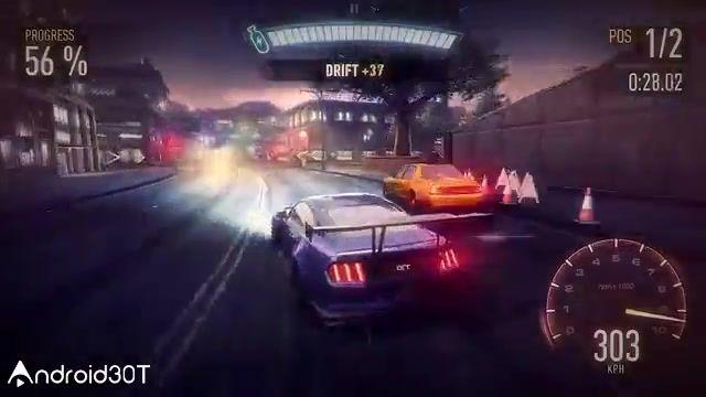 معرفی بازی نید فور اسپید Need for Speed No Limits