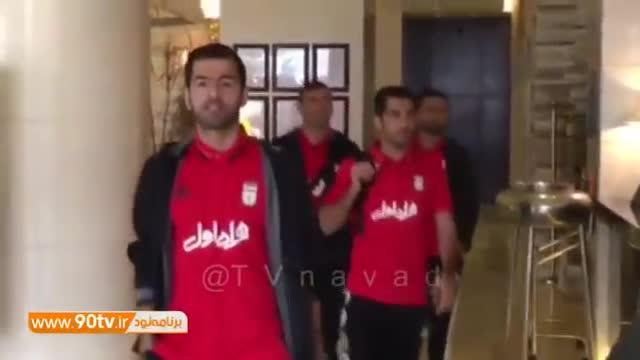 اختصاصی سفر ملی پوشان به دوحه برای دیدار با تیم ملی قطر