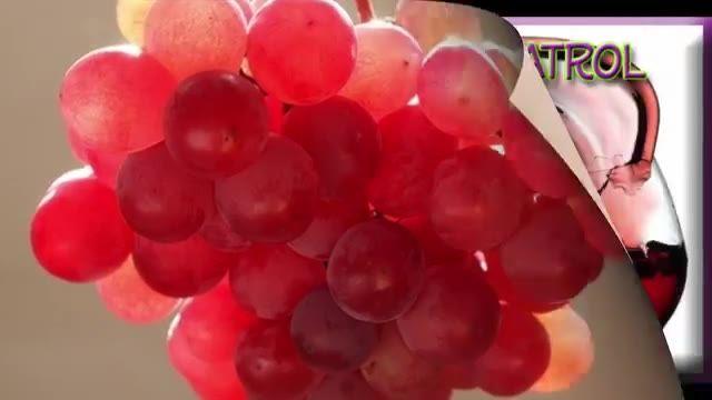 اثرات شگفت انگیز انگور قرمز بر سلامتی قلب شما