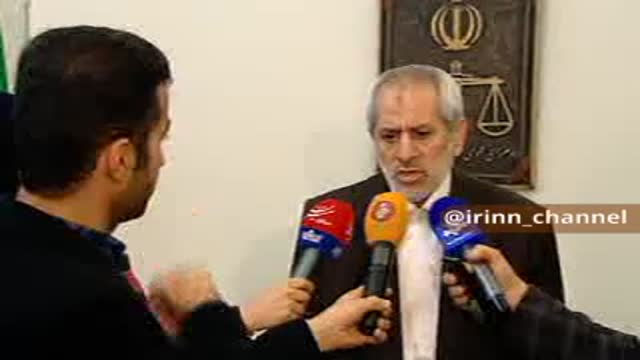 دادستان تهران : هنوز مهدی جهانگیری ( برادر اسحاق جهانگیری) آزاد نشده است
