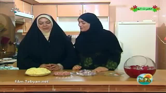 طرز تهیه کبه برنج (به زبان عربی) شبکه خوزستان