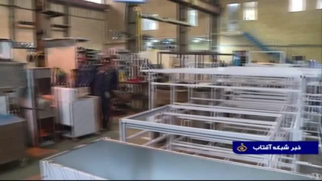 فرآیند تولید کباب پز تابشی در شرکت خلاق دما گستر اراک