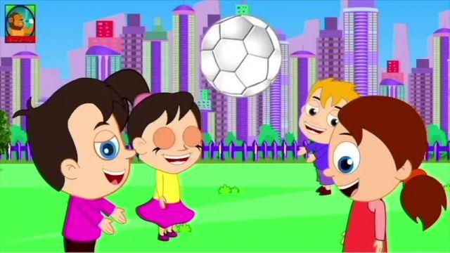 دانلود ترانه های شاد کودکانه انگلیسی - میرم مدرسه! میرم مدرسه