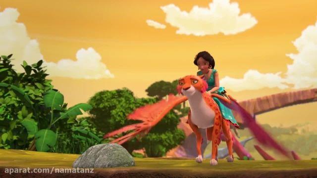 دانلود انیمیشن النا با زیرنویس چسبیده فارسی فصل اول قسمت 22
