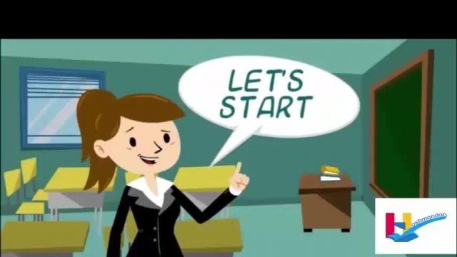 آموزش رایگان گرامر زبان انگلیسی آزمون TOEFL  و IELTS