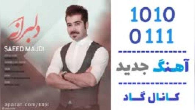 دانلود آهنگ دلبرانه از سعید مجدی