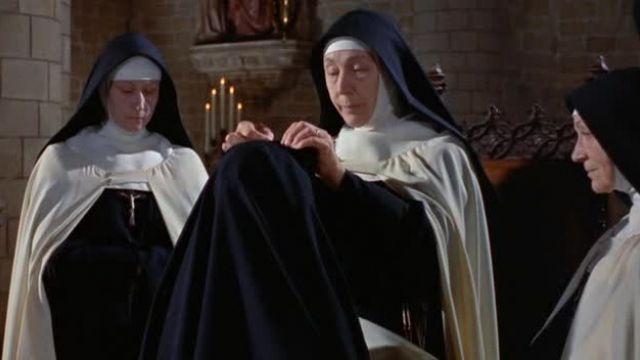 فیلم داستان راهبه The Nuns Story 1959 کانال sekoens@ فیلم نایاب