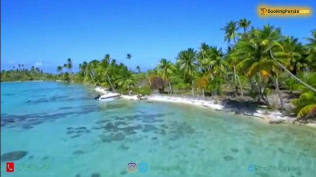 جزایر پلینزی، هزار جزیره زیبا در اقیانوس آرام - بوکینگ پرشیا bookingpersia
