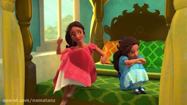 دانلود انیمیشن النا با زیرنویس چسبیده فارسی فصل اول قسمت 14