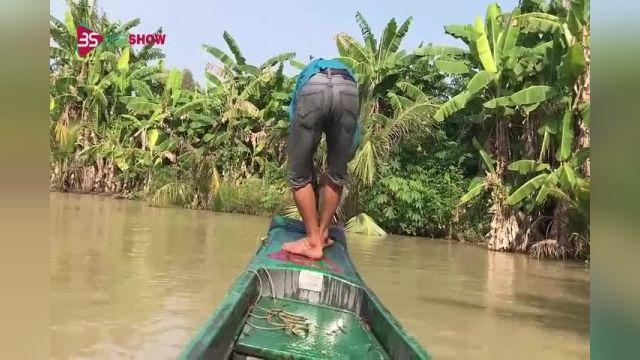 مستندی هیجان انگیز از شکار ماهی غول پیکر