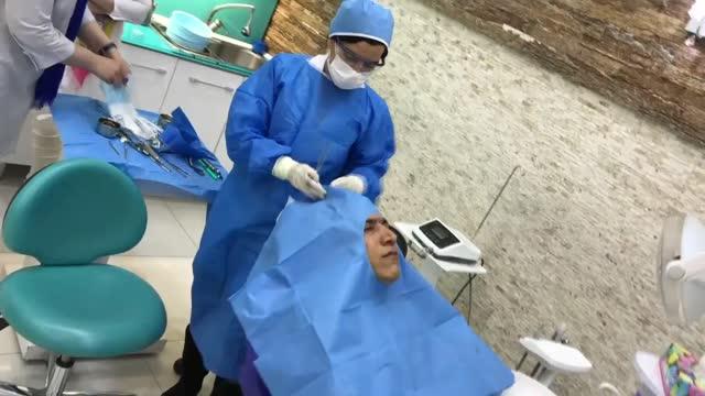 جراحی ایمپلنت فقط در یک جلسه|کلینیک دندانپزشکی مدرن