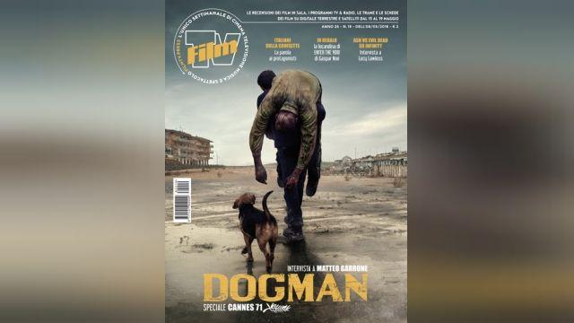 دانلود فیلم سگ باز Dogman 2018 به همراه زیرنویس