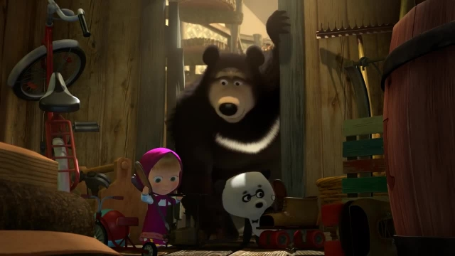 دانلود انیمیشن ماشا و میشا - قسمت 330