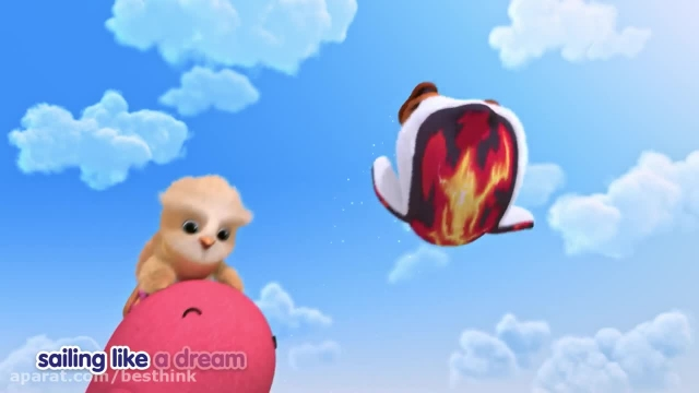 دانلود رایگان آهنگ شاد کودکانه - پرواز کردن