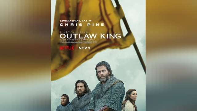 دانلود فیلم Outlaw King 2018 (پادشاه یاغی) + زیرنویس فارسی و کیفیت عالی