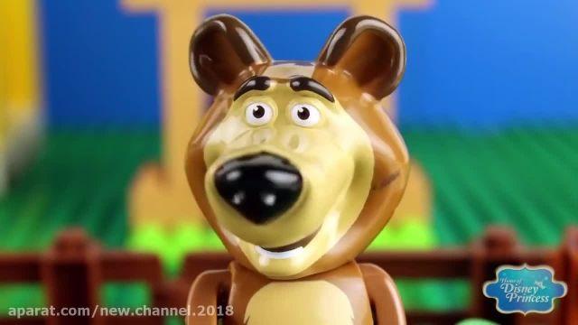 دانلود انیمیشن ماشا و میشا - قسمت 163
