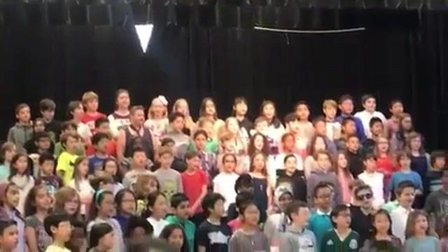 سرود مدارس آمریکا