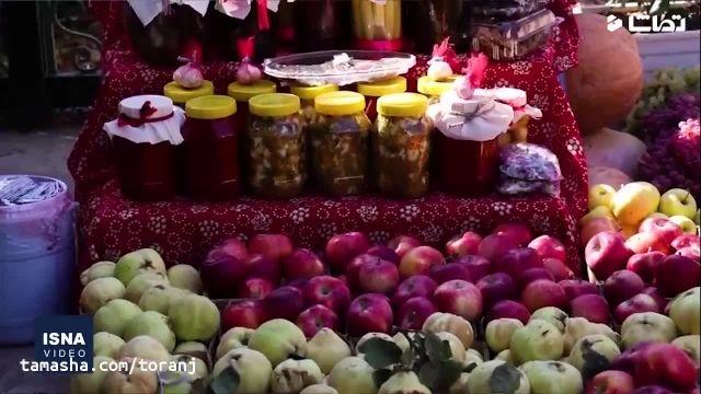 جشن باستانی انگور در هزاوه