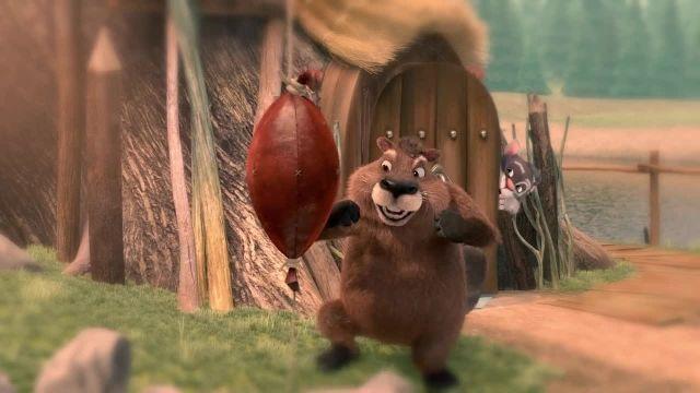 انیمیشن دوست جنگلی 2018 با دوبله فارسی