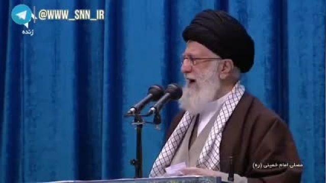 دلقک های آمریکایی که میگویند کنار مردم ایران هستیم ببینند مردم چه کسانی هستند؟