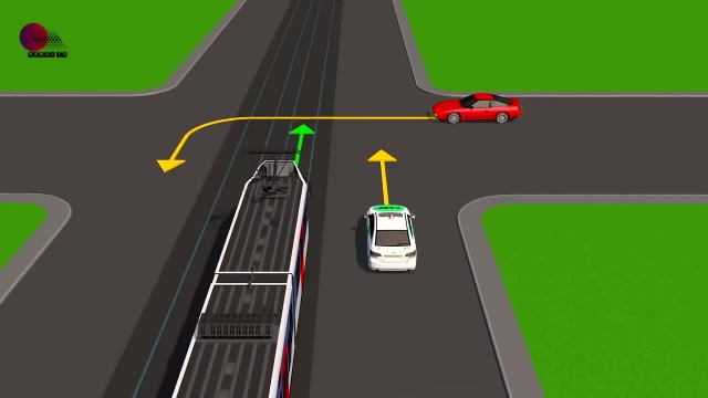 آموزش رانندگی عملی باروش آسان {حق تقدم}