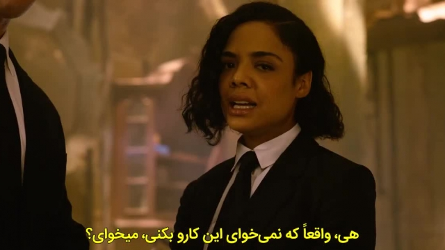 فیلم مردان سیاه پوش 4 (2019) با زیرنویس چسبیده فارسی و کیفیت عالی