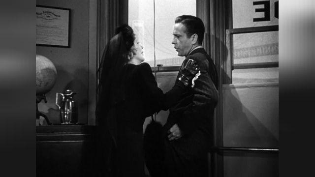 فیلم معماییشاهین مالت The Maltese Falcon  1941 #دوبله کانال sekoens@