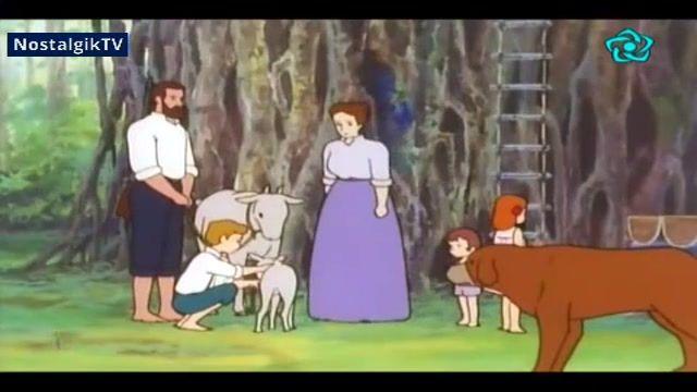 دانلود کارتون خانواده دکتر ارنست با حجم کم - قسمت 39