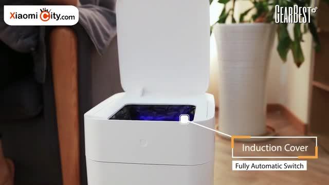 سطل زباله هوشمند شیایومی مدل T1
