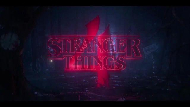 تریلر فیلم اتفاقات عجیب  stranger things 2020