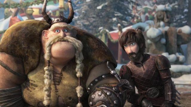 انیمیشن مربی اژده ها 4 بازگشت به خانه دوبله فارسی 2019 How to Train Your Dragon Homecoming