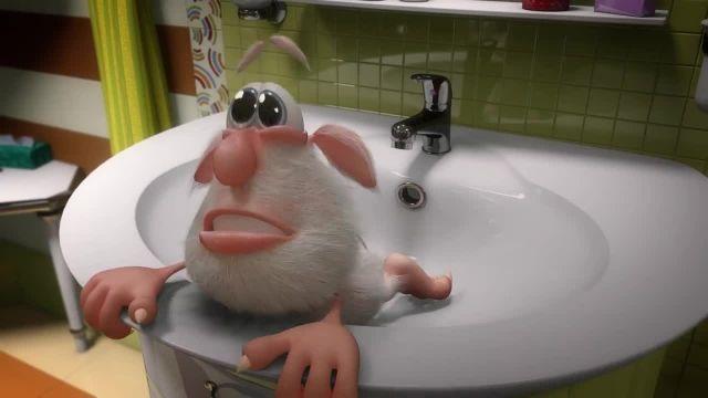 انیمیشن بوبا Booba این قسمت سرویس بهداشتی