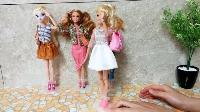 دانلود کارتون باربی (Barbie) با دوبله فارسی - لباس های شاهزاده خانم باربی