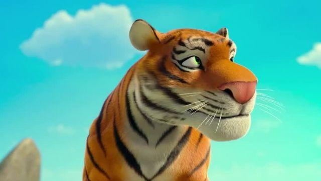 انیمیشن سفر بزرگ 2019 با دوبله فارسی