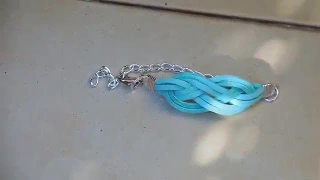 4 مدل پرطرفدار دستبند زیبا مدل بافت