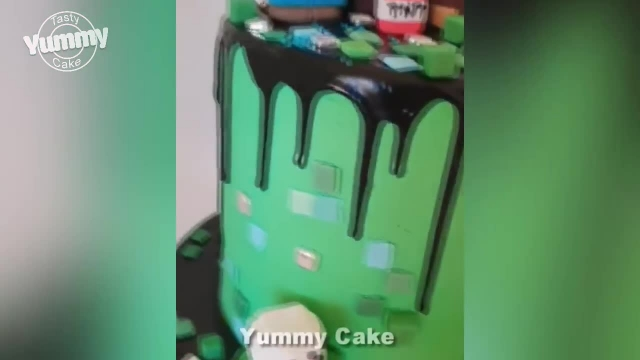 آموزش چند مدل تزیین کیک برای شب یلدا